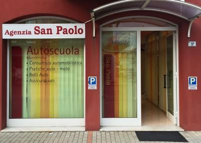 Entrata | Agenzia San Paolo